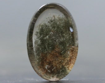 Quartz Lodolite Clear Natural Gemstone (V4295)