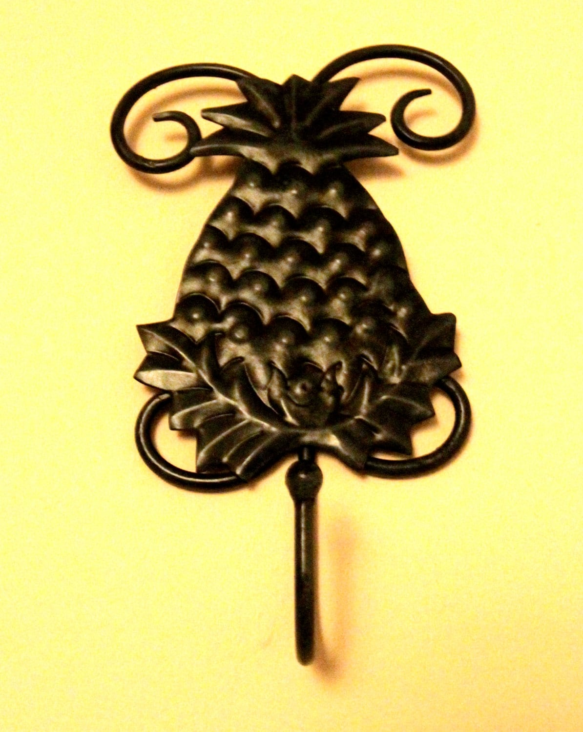 Wrought Iron Pineapple Wall Decor Image collections - home design ...