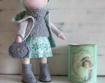 Textile doll, Tilda doll, cloth doll, fabric doll, fabric doll handmade, baby doll, doll handmade, tilda fabric, handmade doll, gift doll