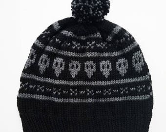 The Roswell Greys Knitted Beanie