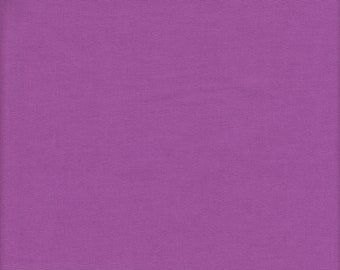 Free Spirit Fabrics Designer Solid in Petunia - Half Yard