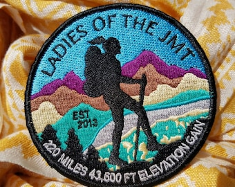 Ladies of the JMT Patch