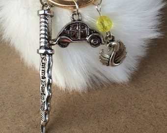 Swan tassel - Once upon a time - Emma Swan