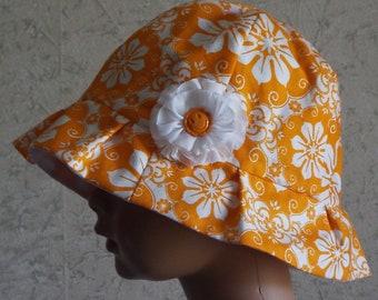 Baby Sun Hat Size 18-24 Months