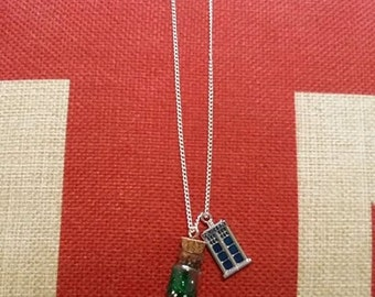 TARDIS Necklaces (11th Doctor)