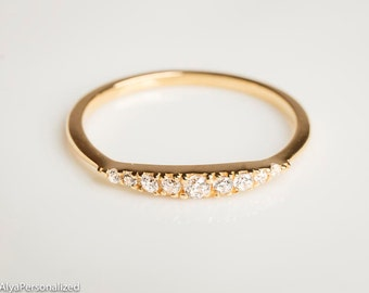 floral gold of bands ring band rose picture diamond