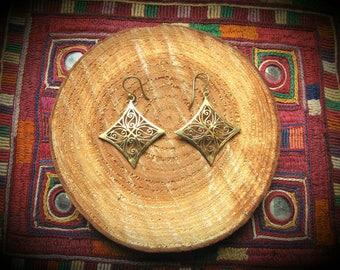 Earrings - the Southern Cross