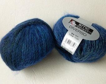 Yarn Sale  - Ocean - 7502 Diverso by SMC Select