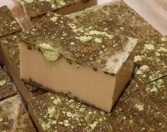 Natural Soap, Pumice or Seaweed Soap (assorted variety)