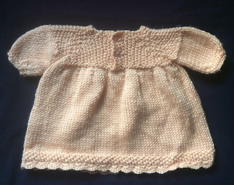 Infant Sweater/Dress