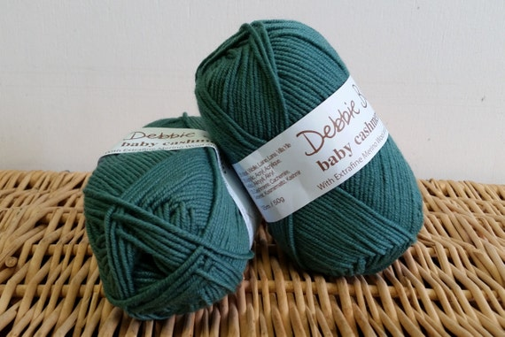 Baby Yarn Washable Wool Debbie Bliss Cashmerino Baby
