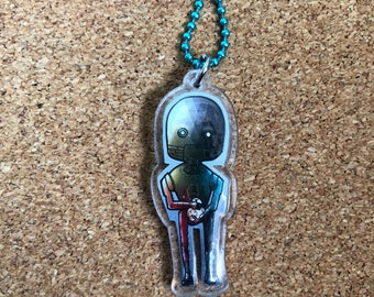 K2SO pendant necklace