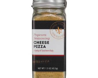 Pizza Flavored Popcorn Seasoning