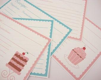 printable recipe cards 3 x 5