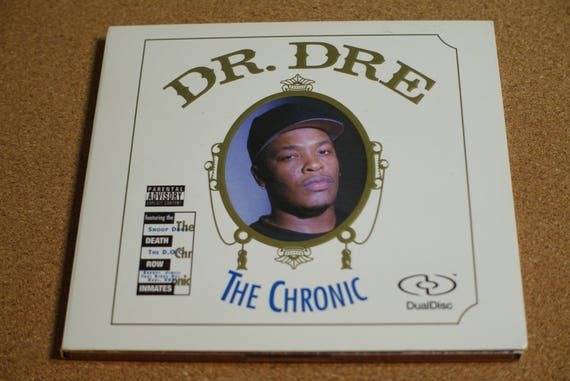 The Chronic by Dr. Dre Vintage CD Compact Dual Disc