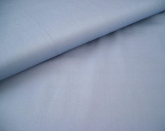Cotton Poplin blue old uni