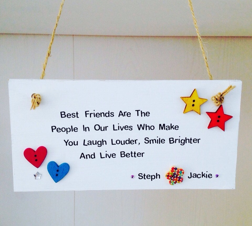 Handmade Best Friend Gifts. Good Awesome Diy Gift Ideas That Anyone