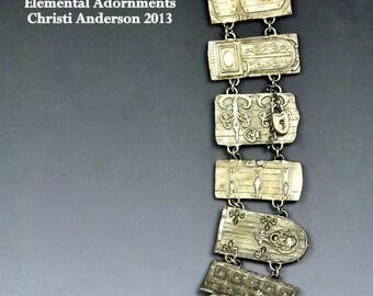 Sale! Door panel bracelet
