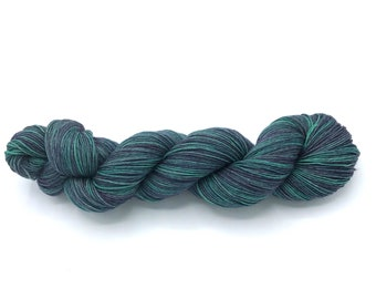 Hand Dyed Superwash Merino Sock Yarn