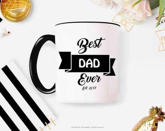 Fathers Day Gift, Gift For Dad, New Dad Mug, Coffee Mug Dad Mugs Coffee Mug, Gift For Him Mug Best Dad Ever Coffee Mug 228