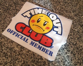 Free Shipping; Toddle Sizes; Time Out Club; Offical Member