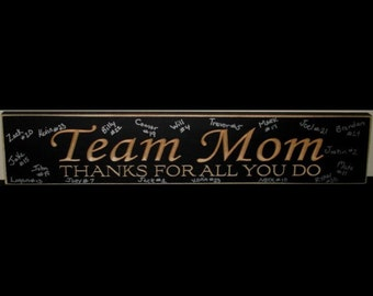 Team Mom,Team Mom Gift,Soccer Team Mom Gift,Baseball Team Mom Gift,Lacrosse Team Mom Gift,Coach Gift,Coach Gifts,Team Gift,Coach Gifts