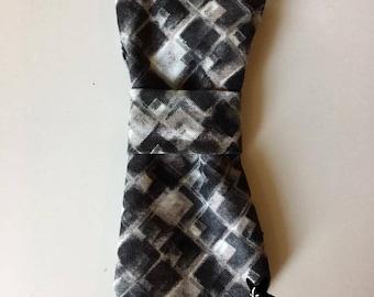 Modern Gray Necktie