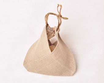 100% Linen Drying bag, washable