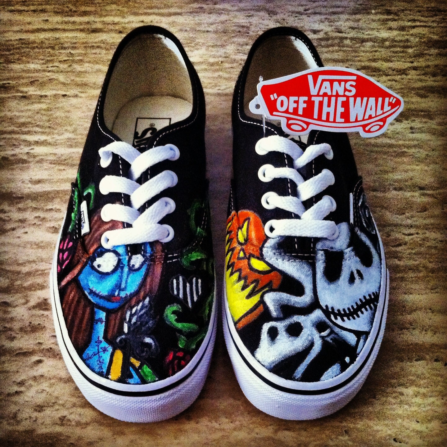 custom vans shoes south africa