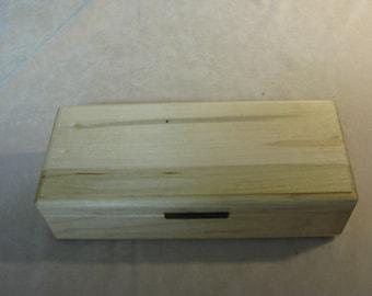 Ambrosia Maple and Maple Jewelry Box - LB 44