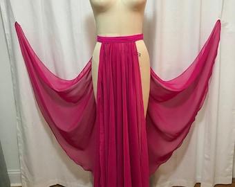 Tear away panel skirt SPRING SALE