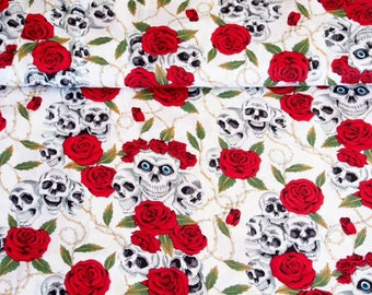 Red Roses & Happy Dead Heads