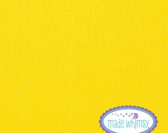 Knit Solid Yellow 12oz by Made Whimsy