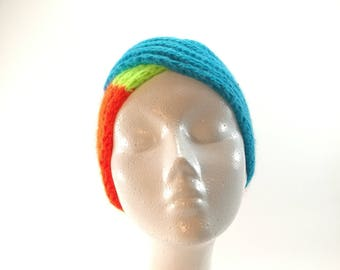 Turban Olso tricolor Fluor