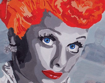 Mornings with Mary Jo - Lucille Ball as Lucy