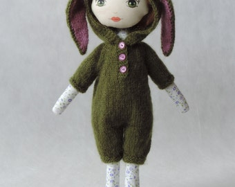 Dollisia – little rabbit doll