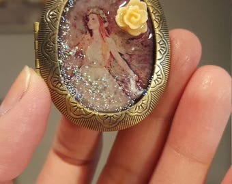 Large Fairy Locket