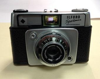 Ilford Sportsman 35mm Vintage Film Camera