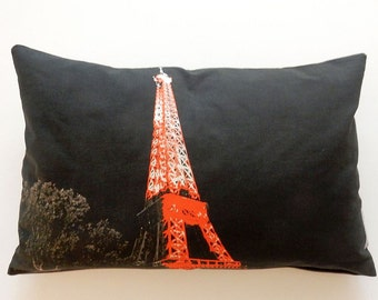 Cushion Paris Art Pilbri Design without inlet