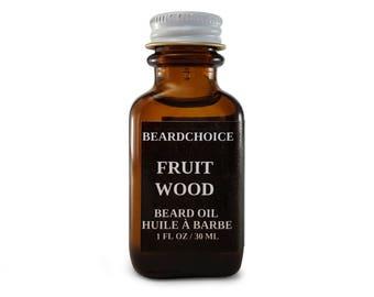FRUIT WOOD beard oil