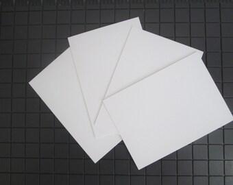 ACEO Artist Trading Card Blanks 100 lb Vellum Bristol Paper High Quality ATC Blank Art Cards ATC