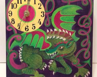 CLOCK - Dragon Time