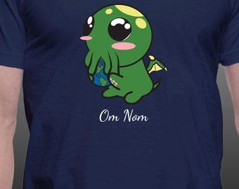 Cute Little Cthulhu T-shirt