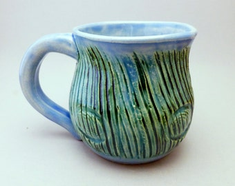 Textured Coffee or Tea Mug