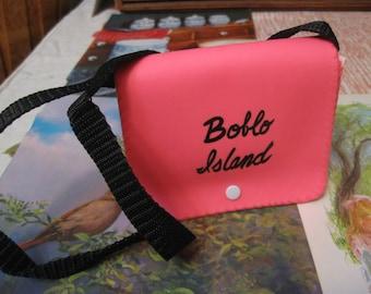 shocking PINK  bObLO ISland  purse