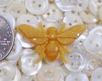 Bee minder, Needle minder, Needle nanny, Needle keeper, Stitching accessory, Needle parker, Stitching gift, Embroidery tool, Cross stitch