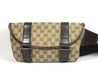 Authentic Gucci funny pack. Gucci waist bag. Gucci bum bag. Gucci belt bag. Gucci crossbody bag