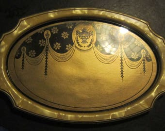 celluloid dresser tray art nouveau
