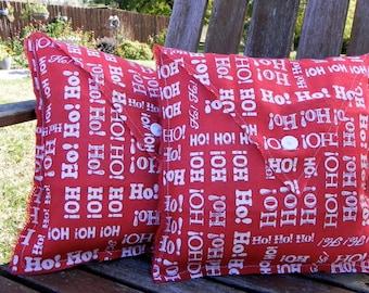 Burlap Pillow Cover (2pk) Seasonal Sets