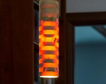 Hanging lamp Longin Ananas. Pendant lamp